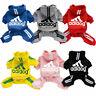 Adidog Dog Hoodie 4 Legs Jumpsuit Puppy Hoodies Coat Sweatshirt Sports Outfits