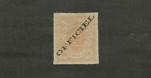 LUXEMBOURG SC# O9? MNG STAMP THIN