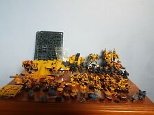 warhammer 40 tau empire army including forgeworld models