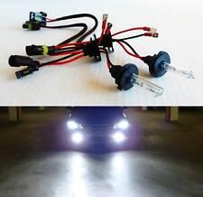 2x XENON HID Bulbs H7 6000K Crystal White 35W for 07 VW RABBIT EOS R32 Headlight
