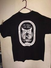 Men's TapOut  short sleeve t shirt<>XL<>2 sided MMA logos
