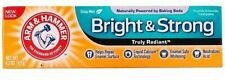 ARM & HAMMER Truly Radiant Bright & Strong Fluoride Anticavity Toothpaste 8/21