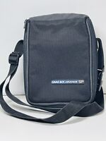 Nintendo Game Boy Advance SP Console & Games Carrying Case