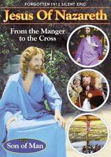 Jesus of Nazareth (1912) (Silent) / Son of Man (1914) (Silent) NEW DVD