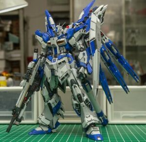 Gundam RX-93-V2 HI-NU Ver.Ka Luxury GK Resin Conversion Kits 1/100 Super Recast