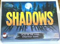ThinkFun Shadows in the Forest Play in the Dark Board Game for Kids and  Adults