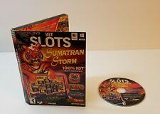 New ListingIgt Slots: Sumatran Storm Pc Cd-Rom 2014 windows casino slot machine game