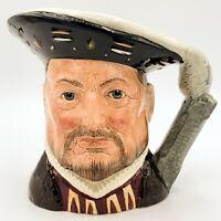 Royal Doulton Henry VIII D6642 Toby Jug Mug! 40