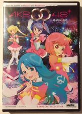 AKB0048: Season One Complete Collection - MINT NEW SEALED DVDS!!