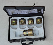 Honda Accord Wheel Locking Nuts With Key 2004