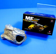 MF CICHLID STONE Ceramic Aquarium Rock Cave Decor for Plant Tropical Fish Tank