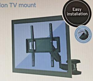 """SANDSTROM  SFMGM18 Full Motion Easy Glide TV Bracket for 32"""" to 55"""""""