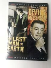 DVD The Last Man on Earth. The Devils Messenger. DVD Vincent Price Lon Chaney