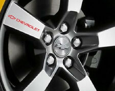 5 - Chevrolet Sport Racing Vinyl Decals stickers emblem logo wheels rims