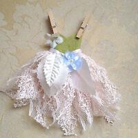 Fairy Washing Line Tiny Fairy Dress Princess Dress Fairy Door Accesories