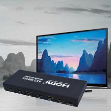 4x2 HDMI Matrix HDMI Switch Switcher HDMI Splitter Support ARC 4Kx2K Splitter IB