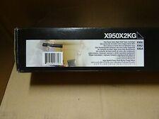Lexmark X950X2KG TONER BLACK Unit X950 X952 X954