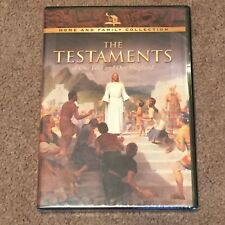 The Testaments Of One Fold And One Shepard (DVD, Movie, Christian) Brand New
