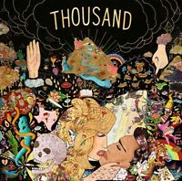 THOUSAND Thousand (2015) French 12-track vinyl LP NEW/SEALED
