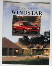 FORD WINDSTAR 1996 dealer brochure - English - Canada - ST1002000718