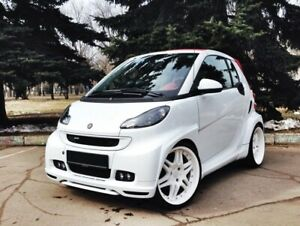 smart fortwo 451 wide body kit Fits configurations: passion, pulse, pure, brabus