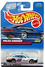 1999 Hot Wheels #1046 Police Cruiser