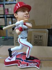 Mike Trout California Angels Flag Base FOCO 2013 Los Angeles Angels Bobblehead