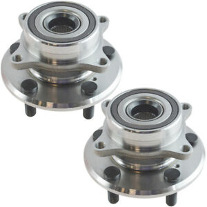 Wheel Bearing Assembly Kit TRQ BHA53813 fits 11-14 Honda Odyssey