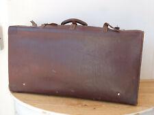 V4535 Alter Reisekoffer um 1940 ~ sehr dekorativ ~ Vintage ~ Koffer