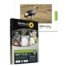 """PermaJet Matt Plus 240, 10x15 cm (4x6""""), 100 Blatt"""