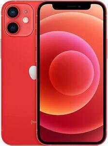 Apple iPhone 12 Mini - 128GB - PRODUCT RED ROT -  NEU & OVP - OHNE VERTRAG - WOW