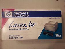 Toner Cartridge HP Laser Jet 75A 92275A HP Printers IIP - IIP Plus - IIP