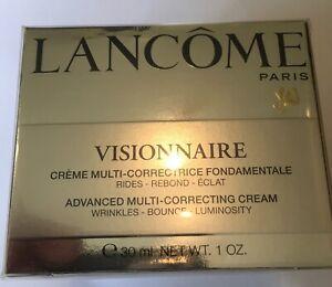 Lancôme Visionnaire Advanced Multi-Correcting Cream 30ml Brand New Sealed Box