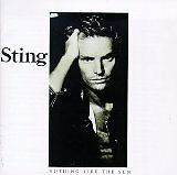 STING - Nothing like the sun - CD Album