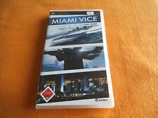 Miami Vice - The Game USK 18 Sony PSP