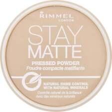 Rimmel Stay Matte Long Lasting Pressed Powder - Sandstorm (004)