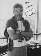Bob SWAIM AUTOGRAPHE 18 x 24 Autograph autogramm DEDICACE PHOTO SIGNEE signed