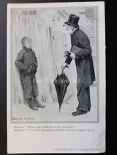 "Gynnie King: Parson ""Where can I Find Your Father"" c1905 Pub by S. Hildesheimer"