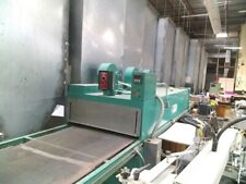 Used Silk Screen Dryer Tunnel built by Screen Process Equipment Company