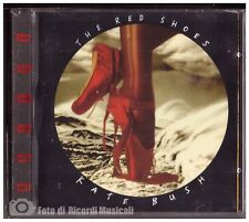 KATE BUSH - THE RED SHOES **NUOVO SIGILLATO SEALED** Made in Italy