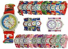Ravel Girls Boys Children Kids 3D Design Time Teacher Funtime Watch Xmas Gift