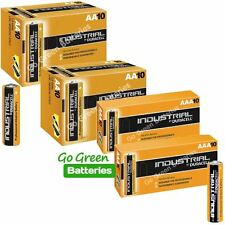 20 AA +20 AAA Duracell Industrial Alkaline Batteries LR6 MN1500 Procell 2023 exp