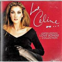 Love, Celine: Limited Edition Love Songs Collection - Audio CD - VERY GOOD