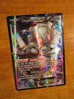 NM FULL ART Pokemon MAGEARNA EX Card STEAM SIEGE Set 110/114 XY X Y Ultra Rare