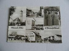 Maisach Fürstenfeldbruck Obb mehrbild AK