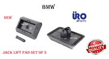 Jack Lift Pad Set Of 2 for BMW 525i 528i 530i 540i 740i 740iL 750iL X5 M5 URO