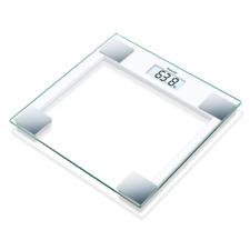 Beurer digitale Personenwaage Körperwage Bad Waage Badezimmer GS14 Glas 755.40