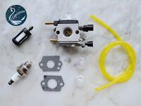 Carburetor Carb F Stihl ZAMA C1Q-S68G 42291200606 BG45 BG55 BG65 BG85 SH55 SH85