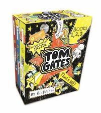 Tom Gates That's Me! Boxed Set Sealed 3 Paperbacks FREE SHIPPING