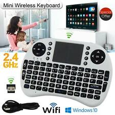 Mini Wireless Remote Keyboard Mouse Smart TV Android Kodi TV Box For Samsung LG